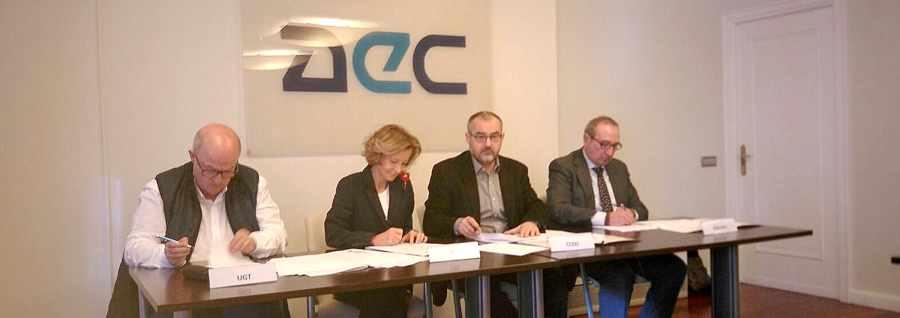 Firma Convenio TIC