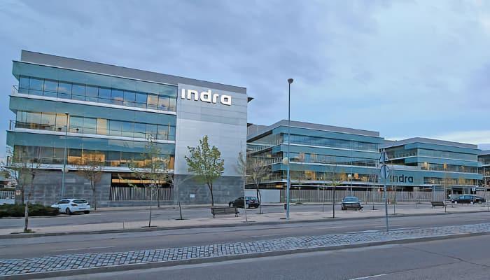 Oficinas de Indra en Alcobendas