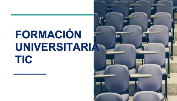 Informe TIC y Universidad - CCOO