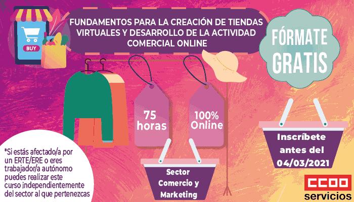 Curso creación tiendas virtuales