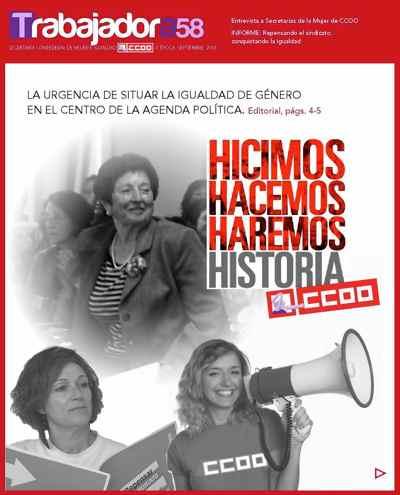 Revista Trabajadora, número 58