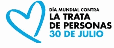 Dia Mundial contra la trata de personas