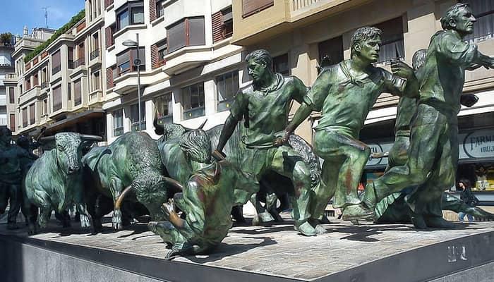 Fiestas en Pamplona