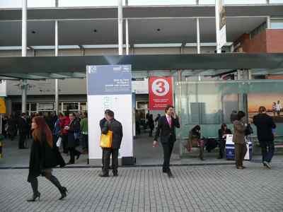 Fitur Feria de Turismo Madrid