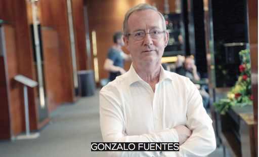 Gonzalo Fuentes Hostelería y Turismo en la Federación de Servicios de CCOO