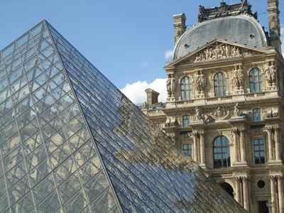 Museo louvre. Turismo Europa