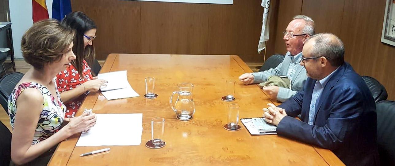 reunión ministerio turismo