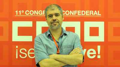 Unai Sordo Secretario General CCOO