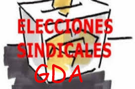 Elecciones Sindicales GDA