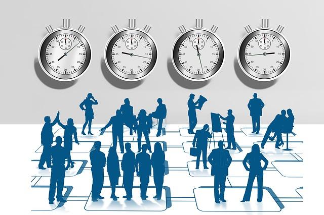 Jornada laboral y horario