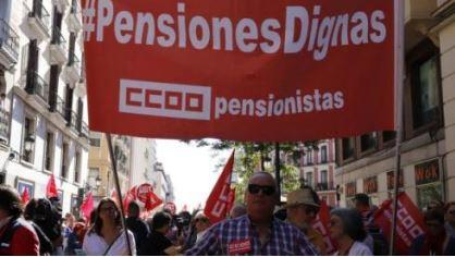 Nos movilizamos por las pensiones
