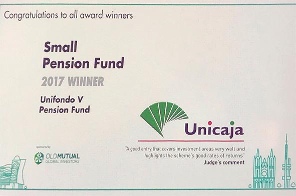 Fondo de Pensiones de Empleados de Unicaja Banco
