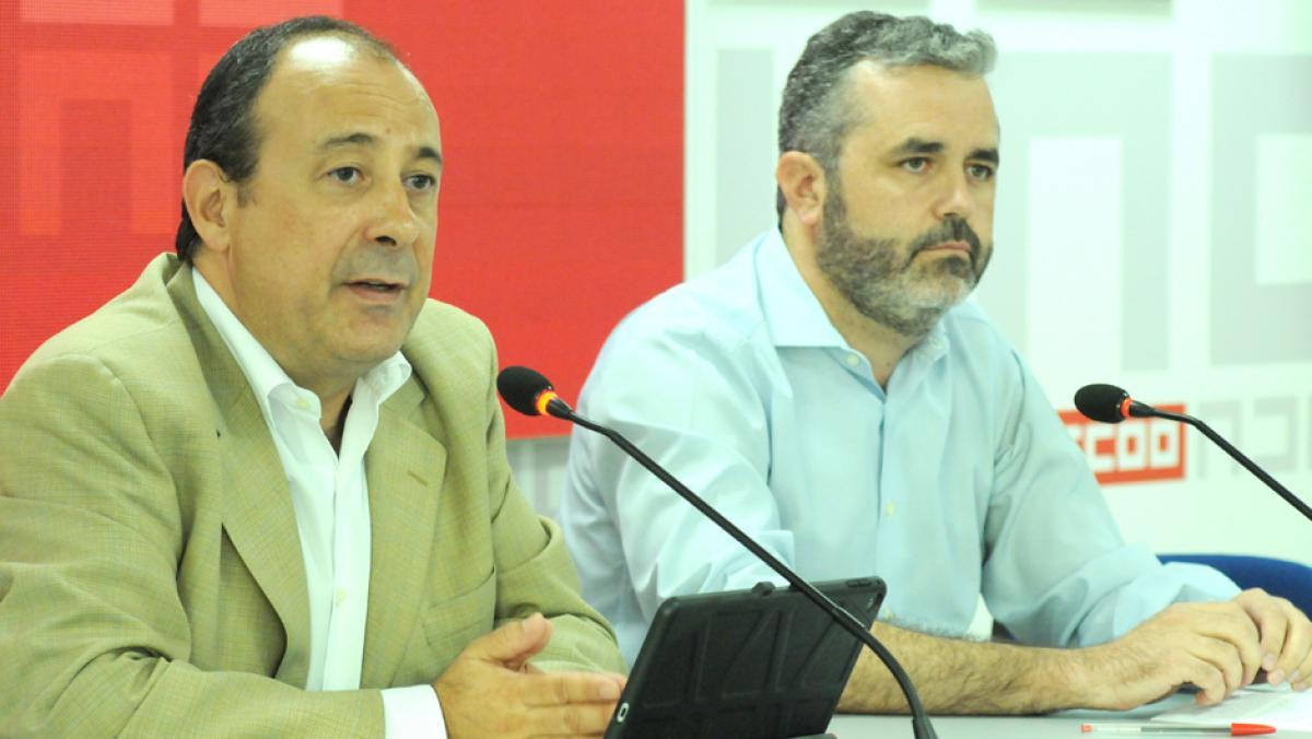 Rueda Prensa Carlos Bravo y Enrique Martin