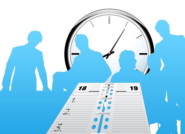 Jornada y horarios