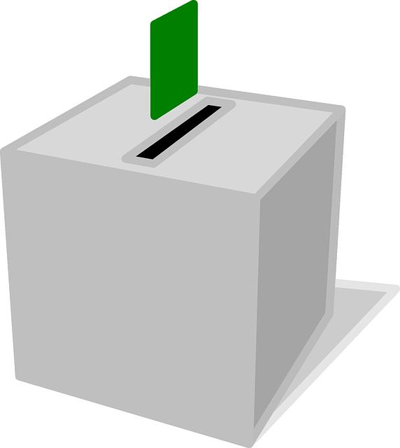 El día 21 puedes votar por correo