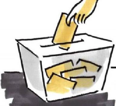 urna electoral elecciones sindicales dia supermercado